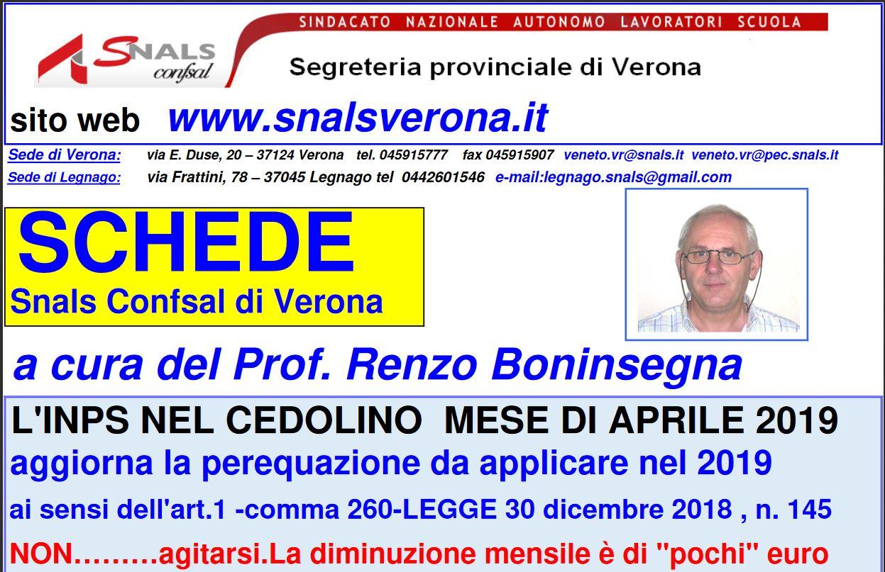 CU2019 E CEDOLINO APRILE 2019 VISIBILI